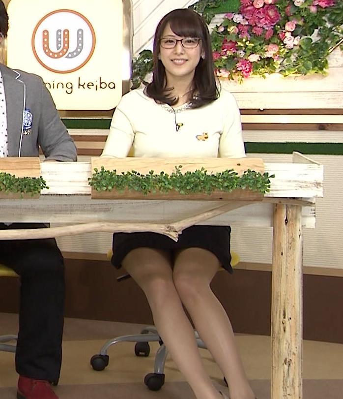 鷲見玲奈 パンチラキャプ・エロ画像6