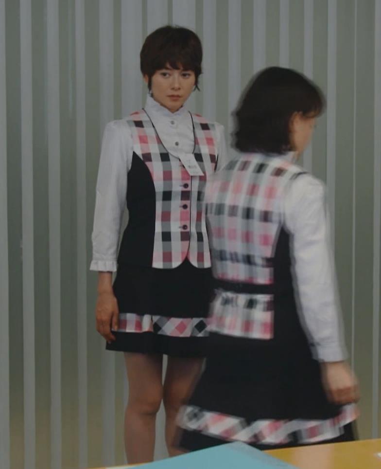 真木よう子 コスプレキャプ・エロ画像4