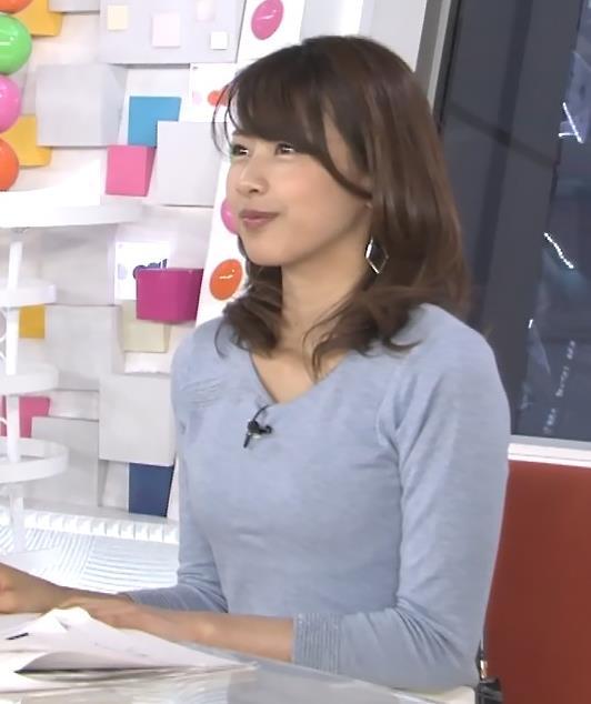 加藤綾子 イイカラダキャプ・エロ画像7