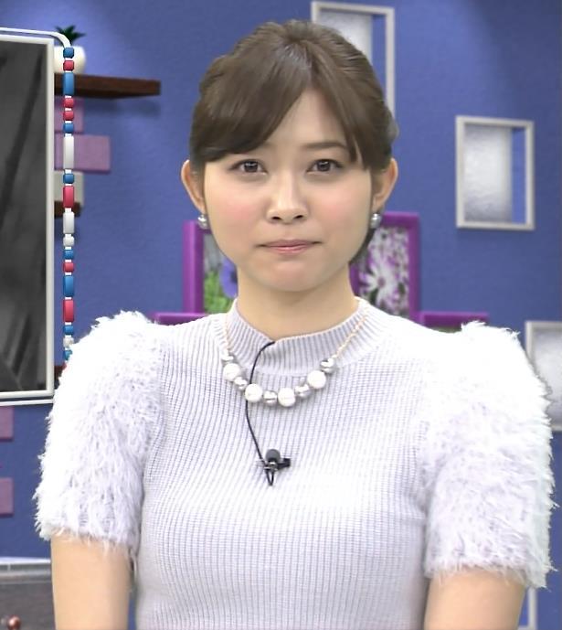 久冨慶子 セーターキャプ・エロ画像