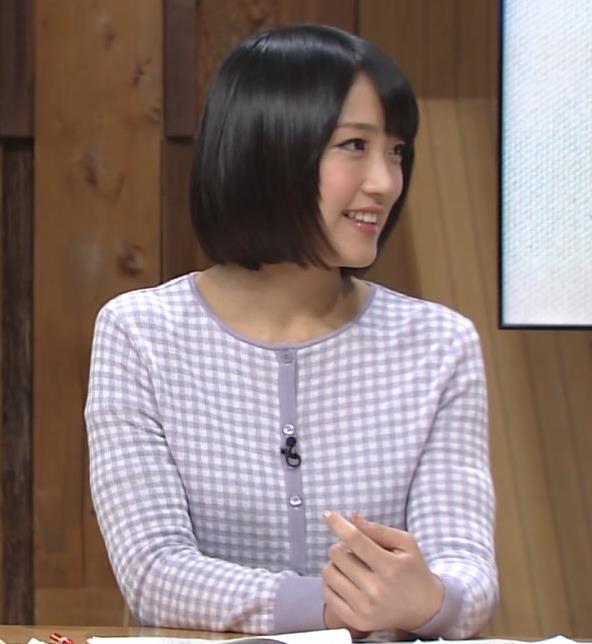 竹内由恵 おっぱいキャプ・エロ画像2