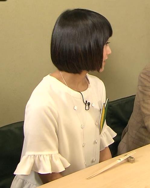 竹内由恵 おっぱいキャプ・エロ画像3