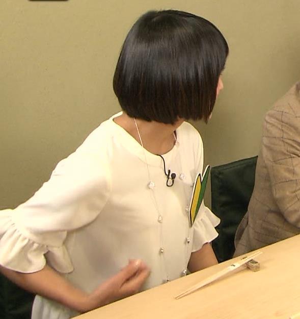 竹内由恵 おっぱいキャプ・エロ画像4