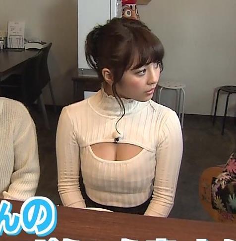 柳ゆり菜 セーターキャプ・エロ画像5