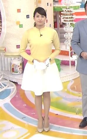 永島優美 横乳キャプ・エロ画像3