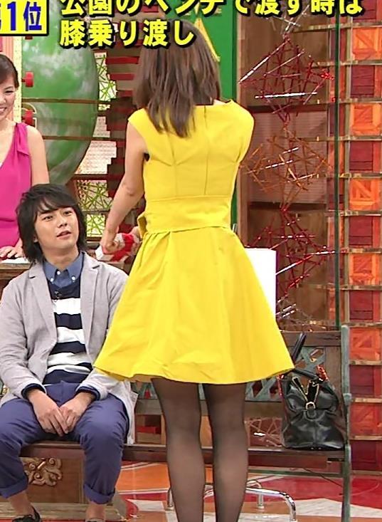 加藤綾子 スカートキャプ・エロ画像3
