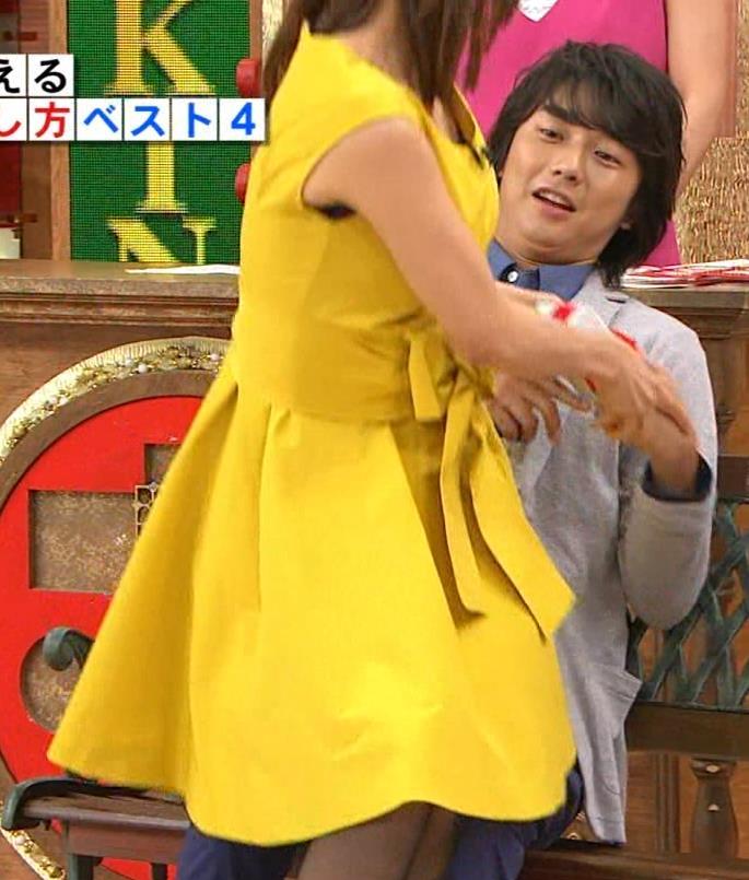 加藤綾子 スカートキャプ・エロ画像5