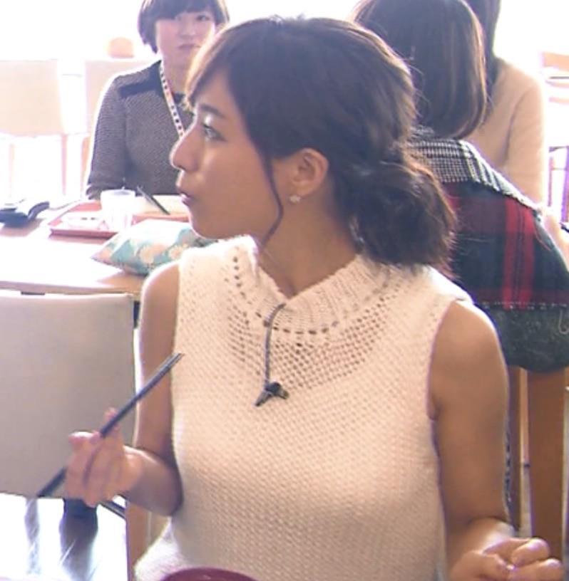 田中みな実 おっぱいキャプ・エロ画像2