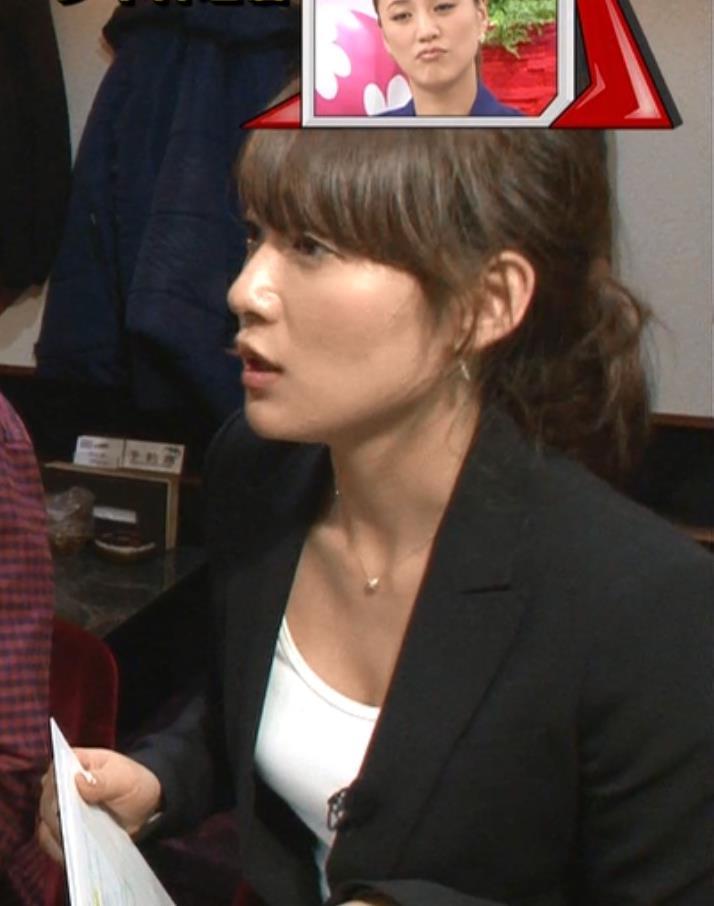 吉田明世 おっぱいキャプ・エロ画像5