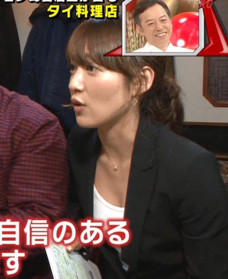 吉田明世 おっぱいキャプ・エロ画像6