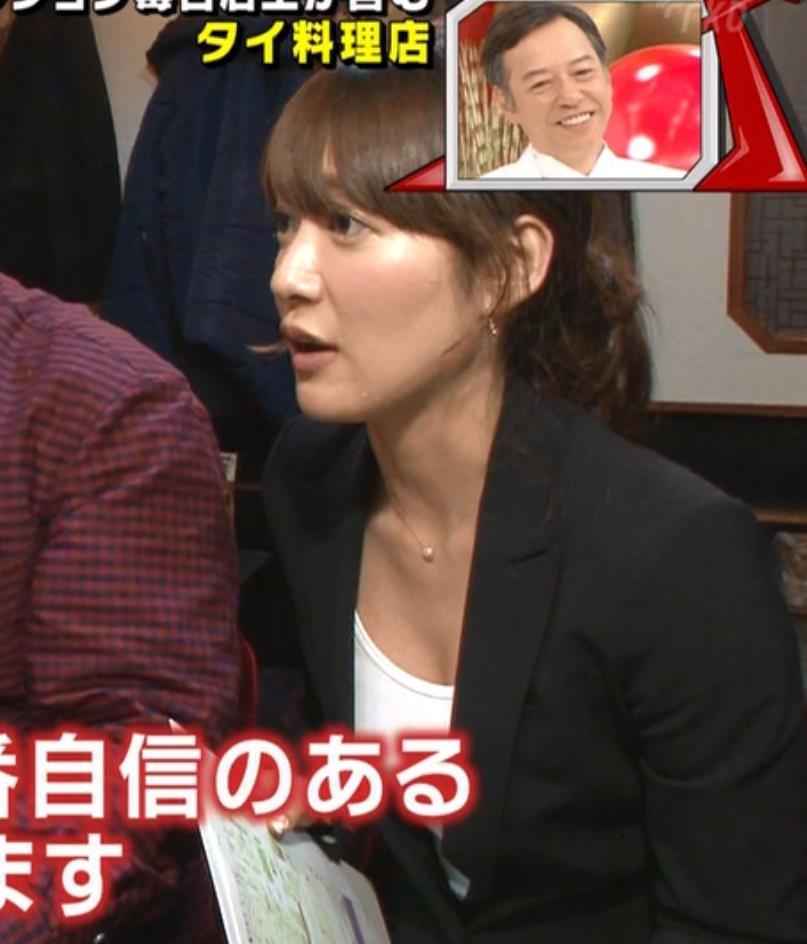 吉田明世 おっぱいキャプ・エロ画像8