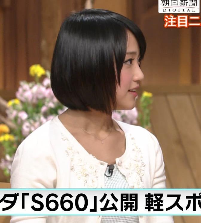 竹内由恵 ショートカットキャプ・エロ画像