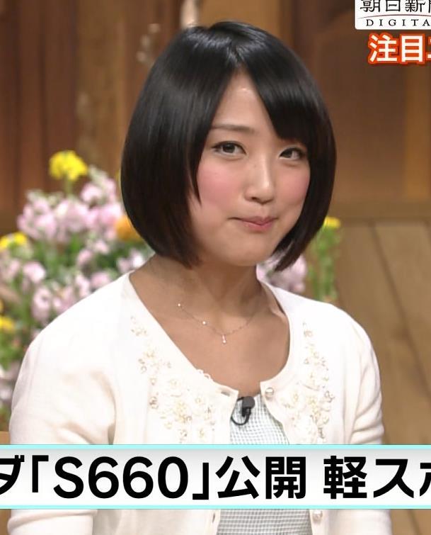 竹内由恵 ショートカットキャプ・エロ画像2