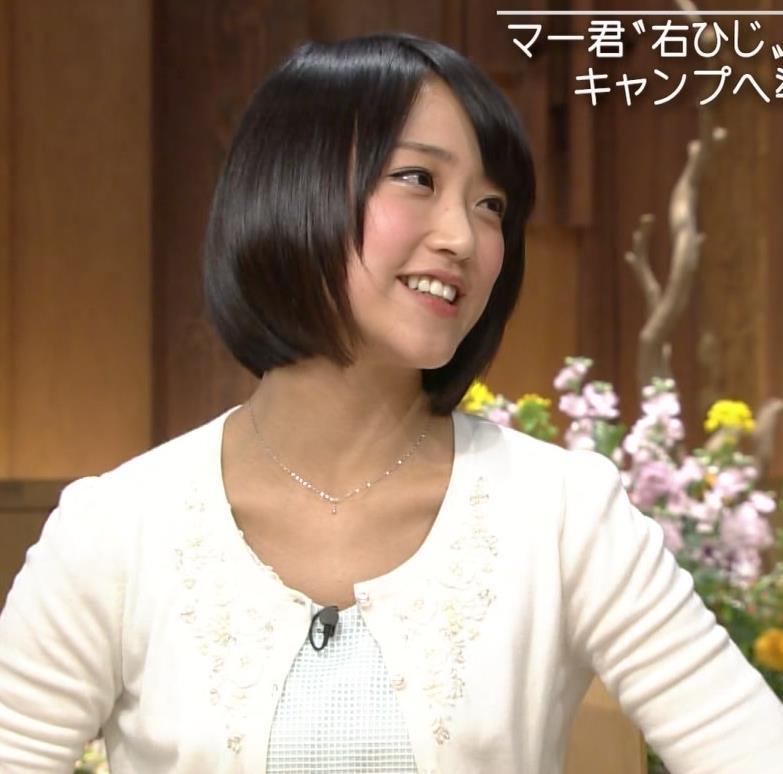 竹内由恵 ショートカットキャプ・エロ画像5