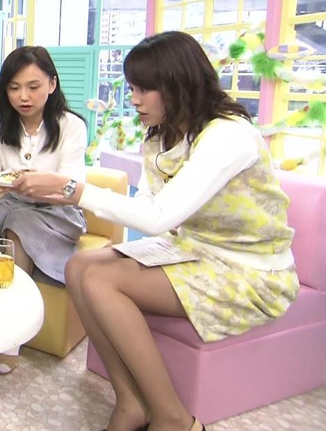 上田まりえ 太ももキャプ・エロ画像2