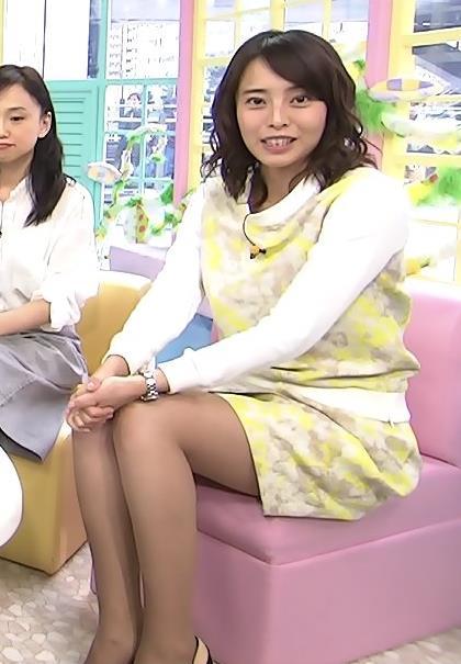 上田まりえ 太ももキャプ・エロ画像6