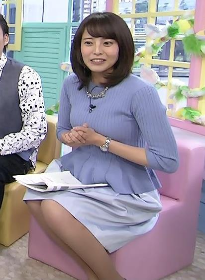 上田まりえ 巨乳キャプ・エロ画像5