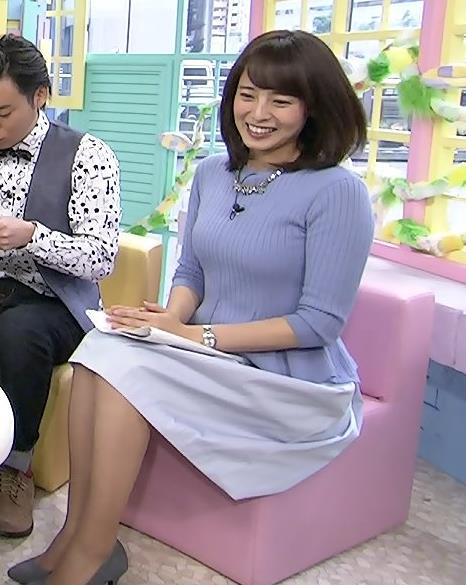 上田まりえ 巨乳キャプ・エロ画像8