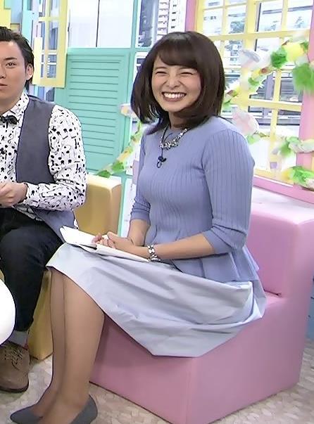上田まりえ 巨乳キャプ・エロ画像9