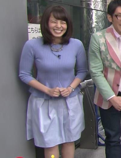 上田まりえ 巨乳キャプ・エロ画像11