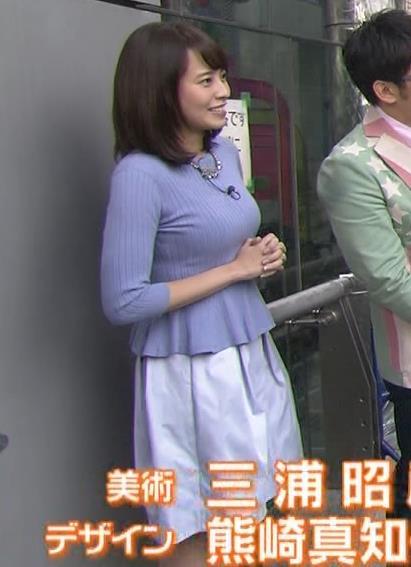 上田まりえ 巨乳キャプ・エロ画像12