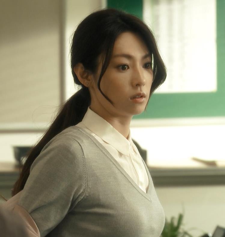 深田恭子 おっぱいキャプ・エロ画像