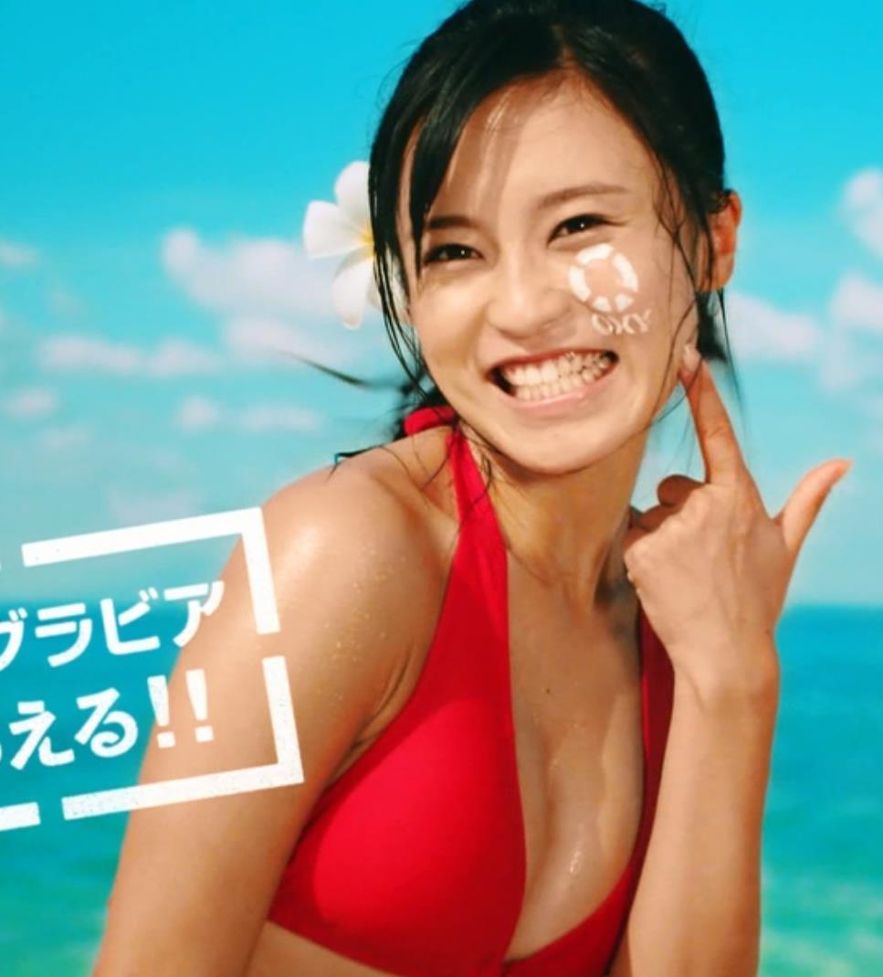 小島瑠璃子 おっぱいキャプ・エロ画像2