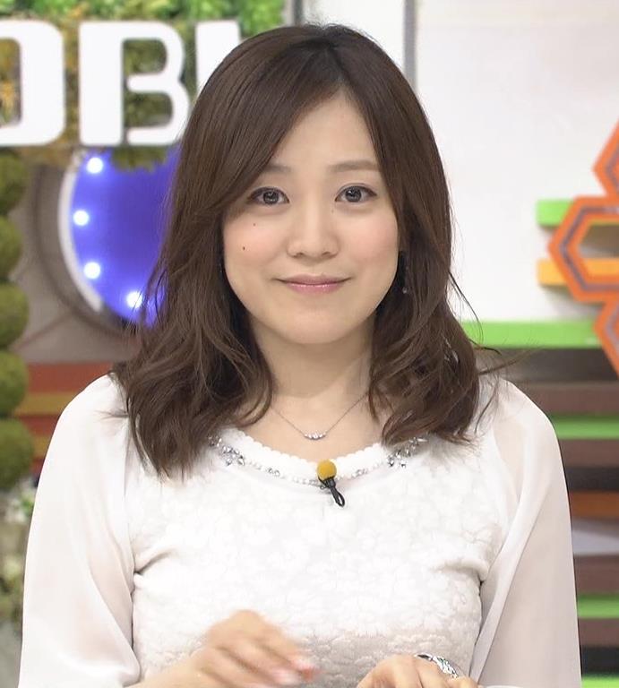 江藤愛 横乳キャプ・エロ画像5