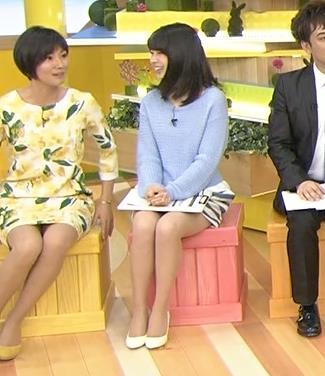 皆川玲奈 太ももキャプ・エロ画像2