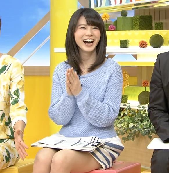 皆川玲奈 太ももキャプ・エロ画像4