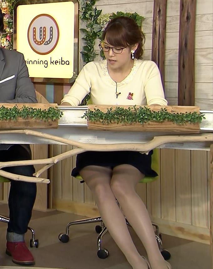 鷲見玲奈 エロキャプ・エロ画像3