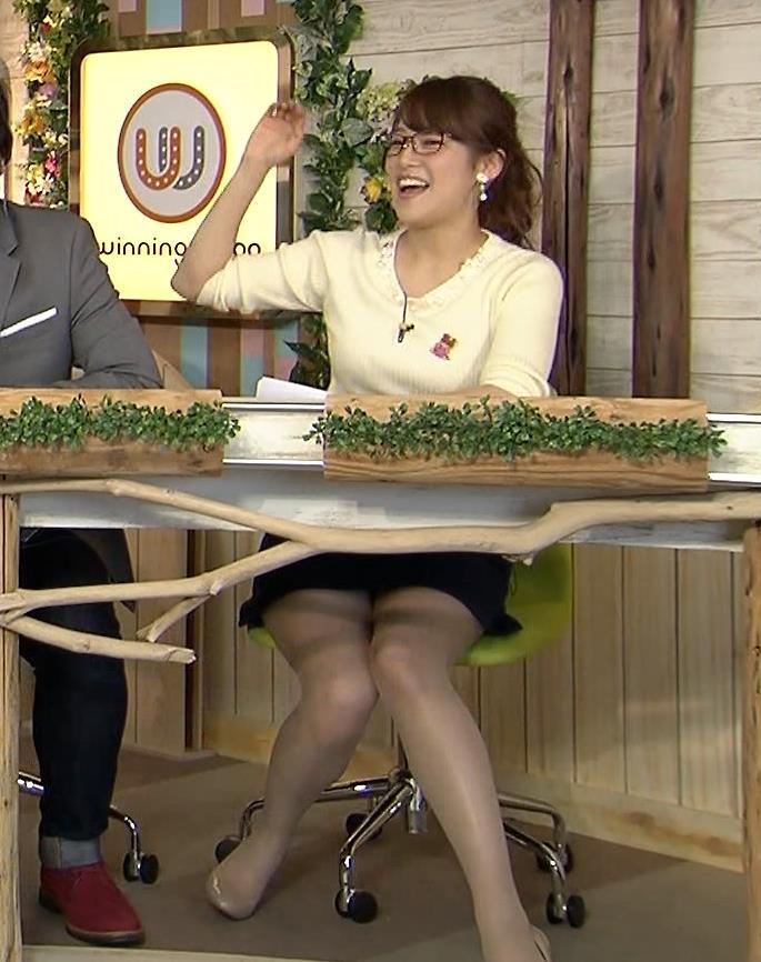 鷲見玲奈 エロキャプ・エロ画像6