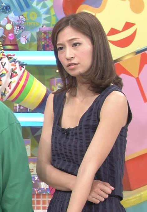 安田美沙子 おっぱいキャプ・エロ画像2