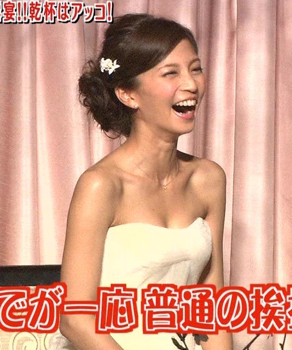 安田美沙子 おっぱいキャプ・エロ画像3