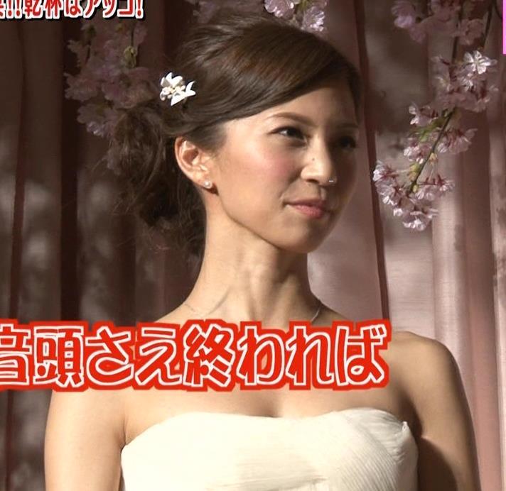 安田美沙子 おっぱいキャプ・エロ画像4