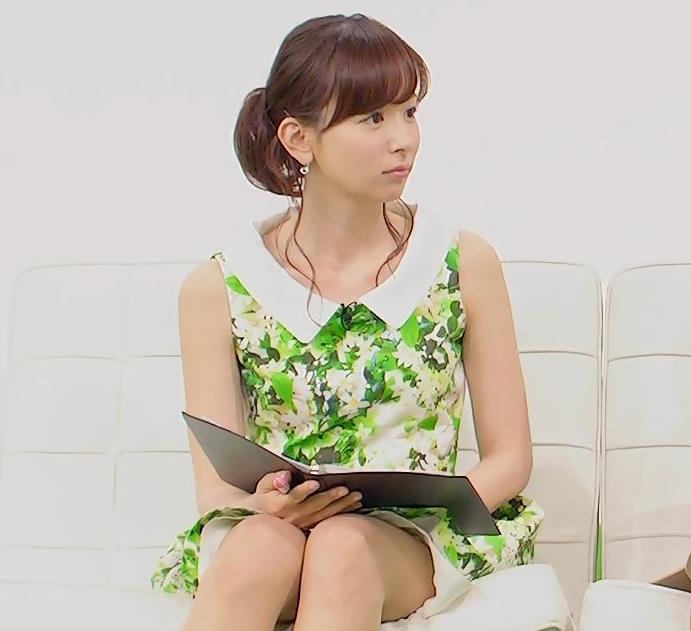 皆藤愛子 太ももキャプ・エロ画像