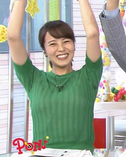 上田まりえ おっぱいキャプ・エロ画像2