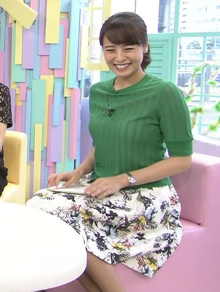 上田まりえ おっぱいキャプ・エロ画像4
