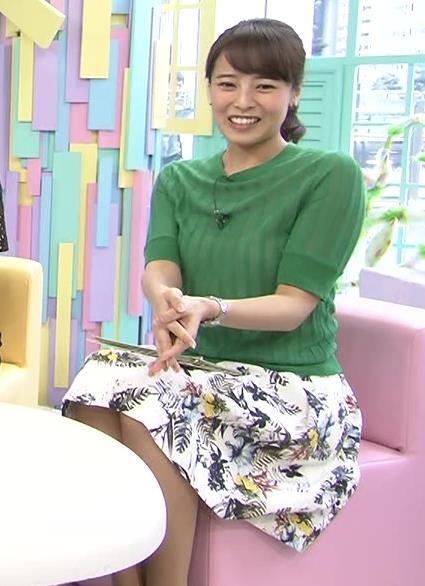 上田まりえ おっぱいキャプ・エロ画像5