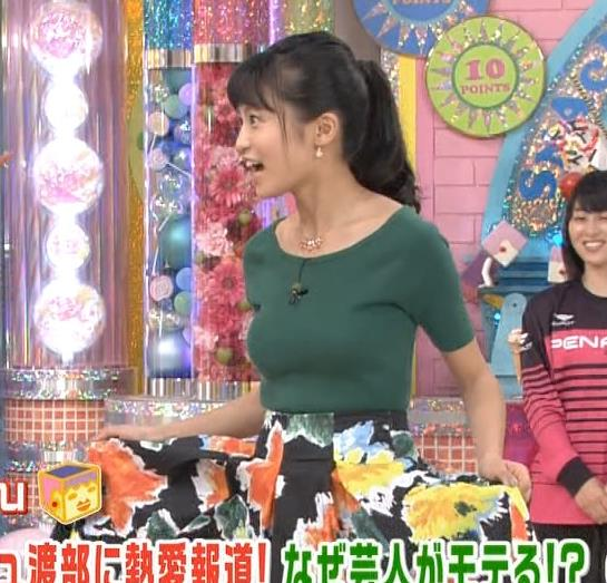 小島瑠璃子 おっぱいキャプ・エロ画像3
