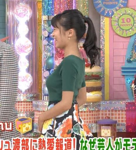 小島瑠璃子 おっぱいキャプ・エロ画像5