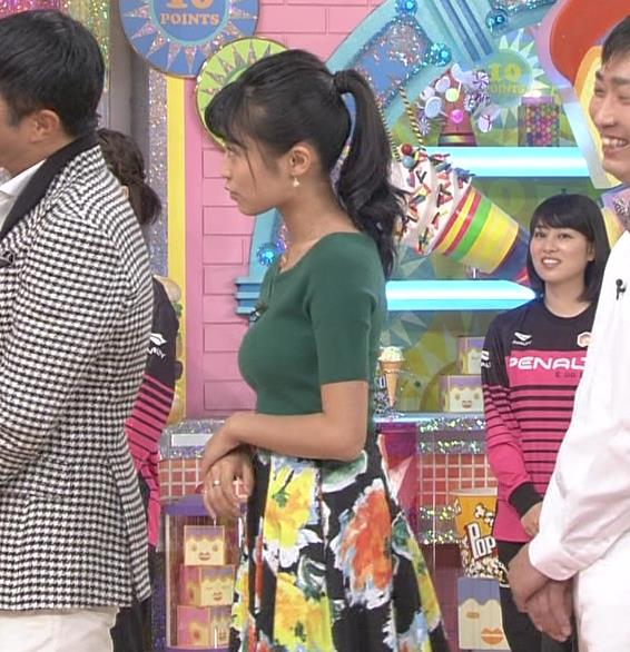 小島瑠璃子 おっぱいキャプ・エロ画像7