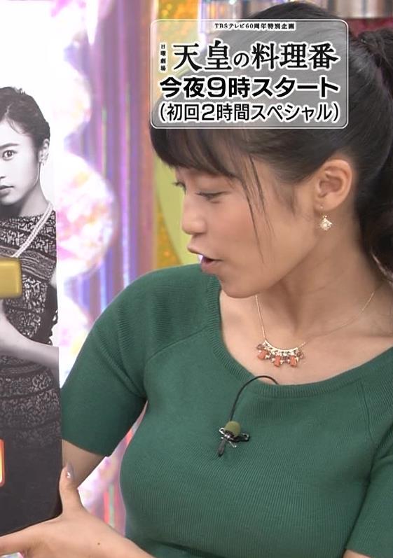 小島瑠璃子 おっぱいキャプ・エロ画像8