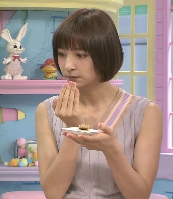 篠田麻里子 ノースリーブキャプ・エロ画像3