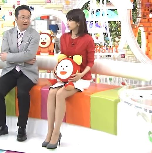 加藤綾子 太ももキャプ・エロ画像2