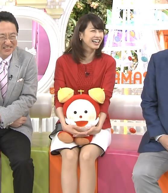加藤綾子 太ももキャプ・エロ画像3