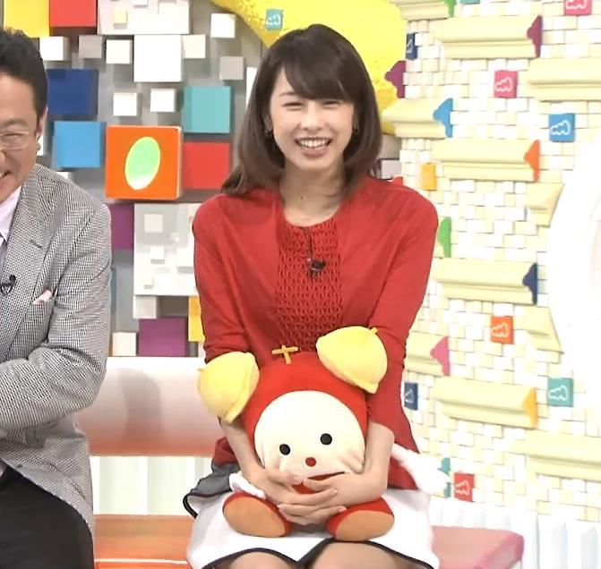 加藤綾子 太ももキャプ・エロ画像4