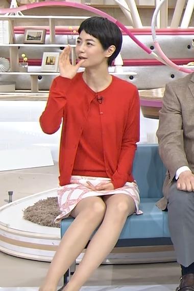 夏目三久 パンチラキャプ・エロ画像5