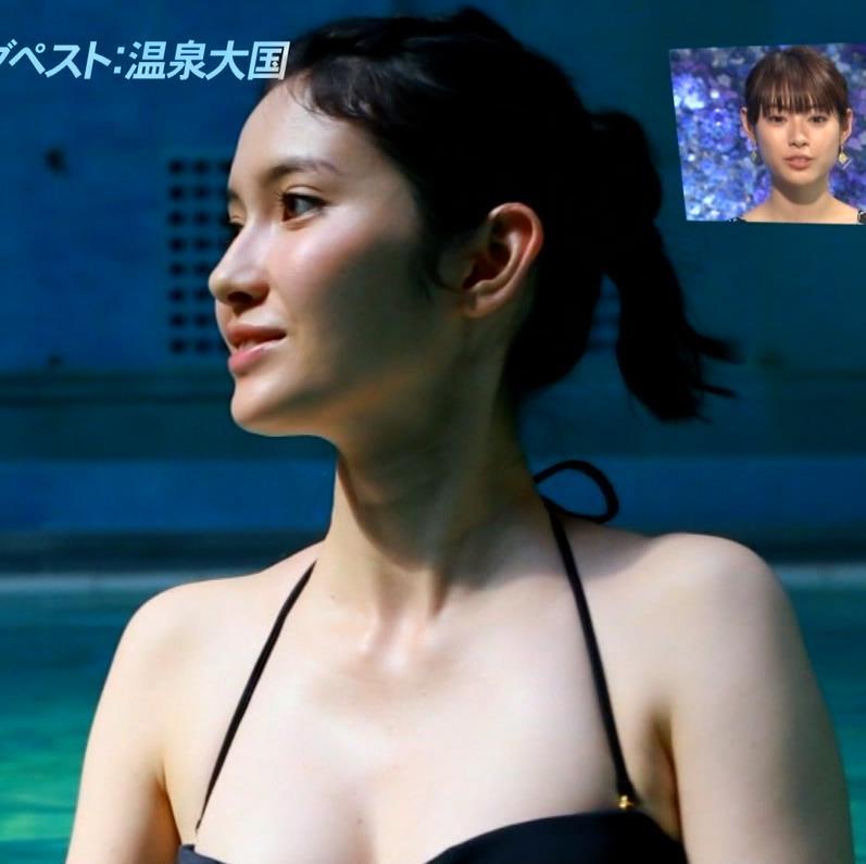 市川紗椰 おっぱいキャプ・エロ画像3
