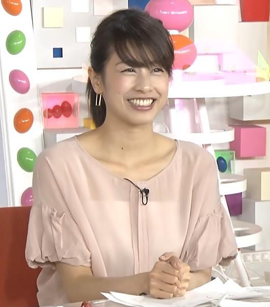 加藤綾子 いい透け感キャプ・エロ画像5